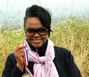 Star Gazing: Jill Scott Walks for a Cause