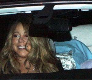 Star Gazing: Mariah and Nick Bring Twins Home