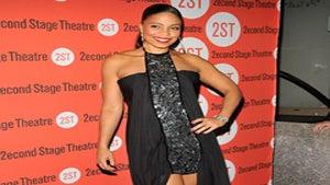 Star Gazing: Sanaa Lathan Makes a Glam Entrance