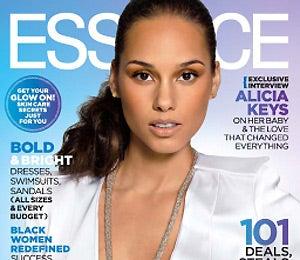 Alicia Keys Graces ESSENCE's June Cover
