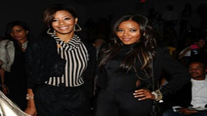 Girls About Town: Vanessa and Angela Simmons
