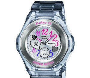 Must-Have: Ana Digi-Dial Watch by Baby-G