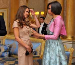 Coffee Talk: William and Catherine Meet the Obamas