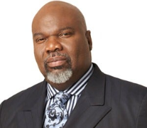 T.D. Jakes' New Album Inspired by 'Jumping the Broom'
