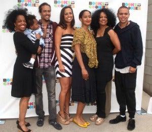 Star Gazing: Diana Ross' Family Affair