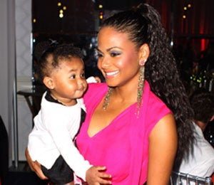 Star Gazing: Christina and Her Little Princess Get Fab
