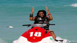 Star Gazing: Ciara Lives it Up in Miami