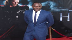 Star Gazing: Idris Elba Stays Sexy at 'Thor' Premiere