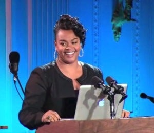Must-See: Jill Scott Reads Poetry at White House