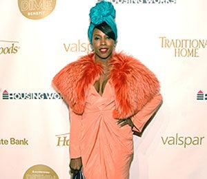 Star Gazing: June Ambrose Stays Fab at NYC Event