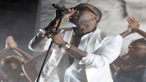 Star Gazing: Kanye West is White Hot in Morocco