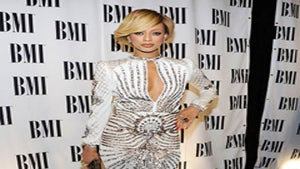 Star Gazing: Keri Hilson Is Lovely at BMI Pop Awards