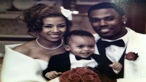 Keyshia Cole and Daniel Gibson Release Wedding Photo