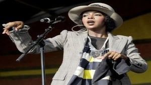 Lauryn Hill Won't Be Reuniting with The Fugees in Haiti