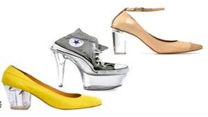 Lust List: Luxe Lucite Heels