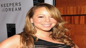Mariah Carey Home with Twins, Working on New Album