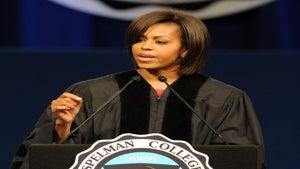 Michelle Obama Speaks at Spelman Graduation