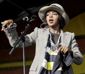 Star Gazing: Lauryn Hill Rocks the Crowd in NOLA