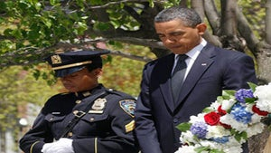 Obama Watch: President Visits Ground Zero