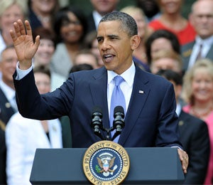 President Obama Honors Teachers of the Year