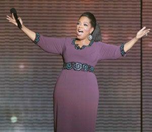 Coffee Talk: Oprah No. 2 on Forbes Most Powerful List
