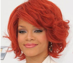 Hairstyle File: Rihanna's Red Hair Evolution