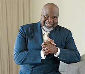 Coffee Talk: T.D. Jakes to Produce a 'Heavenly' Film