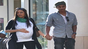 Star Gazing: Tia and Corey Shop for Baby