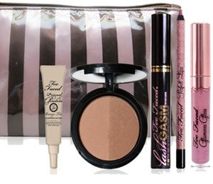 Beauty Beat: Too Faced Poolside Primping Kit