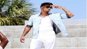 Star Gazing: Trey Songz Goes Tropical