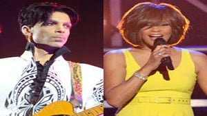 Prince Denies Banning Whitney from His Concerts