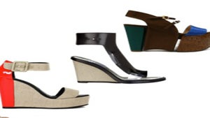 The Lust List: Sultry Spring Wedges
