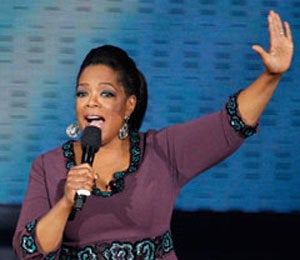 Celebs Salute Oprah: We'll Miss You!