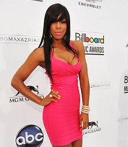 Kelly Rowland and Trainer Jeanette Jenkins Shoot 'Sexy Abs' DVD