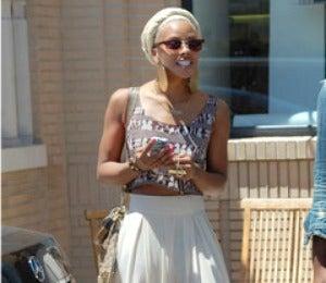 Star Gazing: Eva Marcille Gets Fab For Summer
