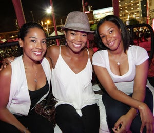 Star Gazing: Gabrielle Union Heats Things Up in Miami