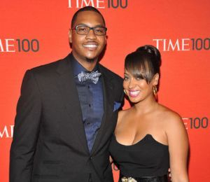 Black Love: LaLa and Carmelo Through the Years