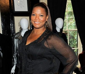 Queen Latifah Plus Size Maxi Dress with Sleeves
