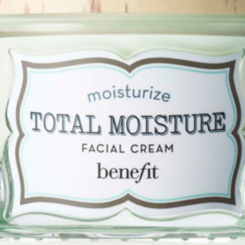 Miracle Worker: Benefit Total Moisture Facial Cream