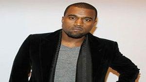 Kanye West Attends Gil Scott-Heron Memorial Service