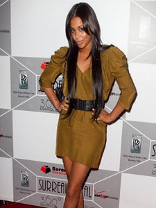 Star Gazing: Lauren London Gets Chic on the Red Carpet