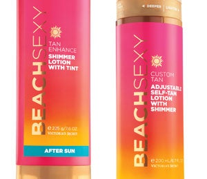 Miracle Worker: Victoria's Secret Sexy Tan Enhance