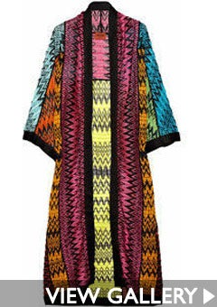 Color Block: Missoni Must Haves