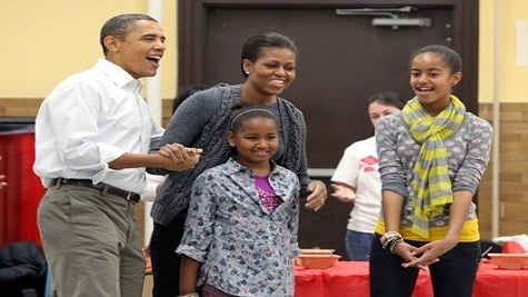 President Obama on Being the Father He Never Had