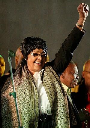 Winnie Mandela Calls J-Hud Biopic an 'Insult'