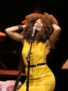 Eclectic Chic: Erykah Badu on Her Style, Music