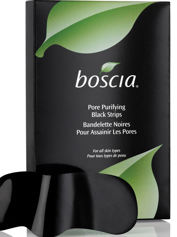 Miracle Worker: Boscia Pore Purifying Black Strips