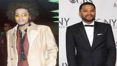 Black Music Month: Sexy '90s Heartthrobs, Then & Now