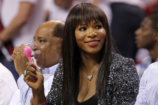 Is Serena Williams Having Guy Trouble?