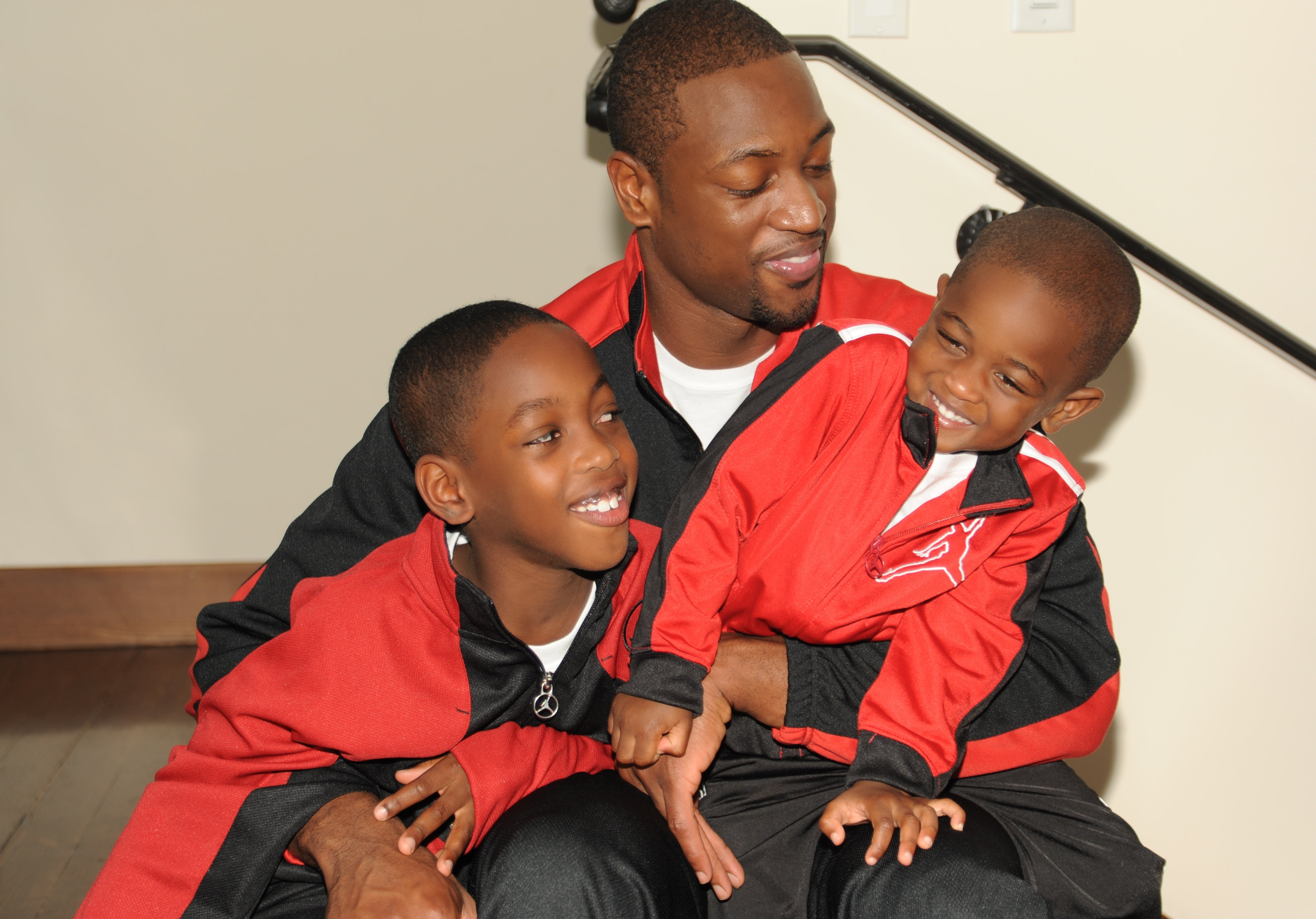 Dwyane Wade on Being a Great Father - Essence